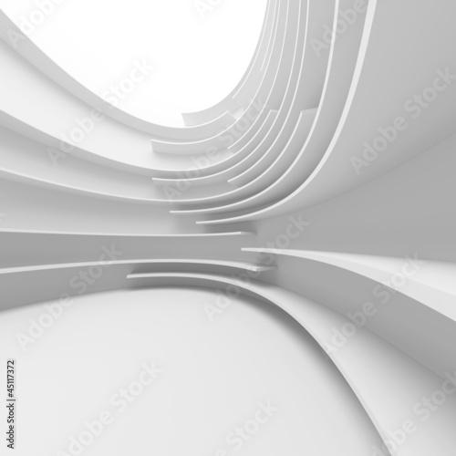 bialy-architektoniczny-abstrakcyjny-wzor