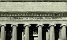 Library Of Columbia University