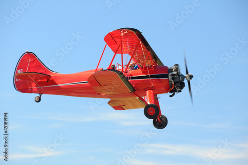 Photo Biplane