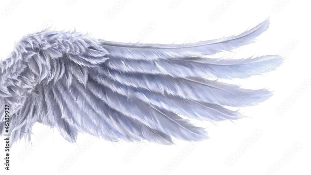 engelsflügel zum ausmalen