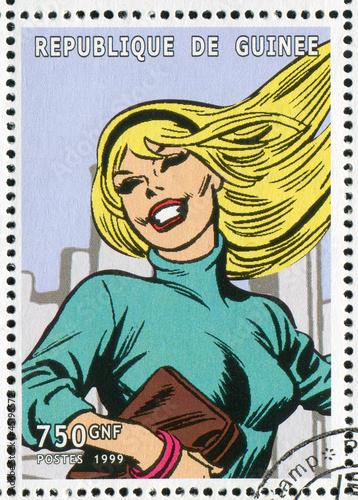 Fotografie, Tablou  Comics character