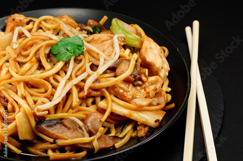 chicken chow mein Canvas-taulu