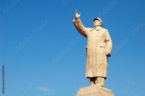 Fotografia, Obraz  Chairman Mao's Statue