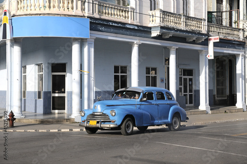 Automobile di Cuba