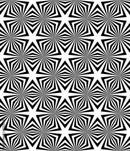 Okleiny na drzwi - Złudzenie optyczne  seamless-decorative-texture