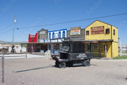 Papiers peints Route 66 Arizona Territorial Jail