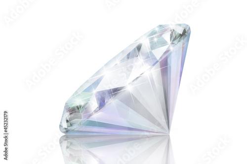 Doppelrollo mit Motiv - Diamant 8
