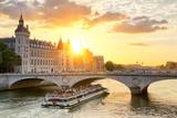 Fototapeta Fototapety Paryż - Paris, Conciergerie