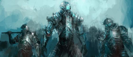 cybernetics army