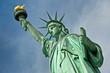 Statue of Liberty, zoom - New York