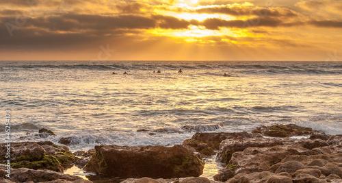 Obraz Surfing - fototapety do salonu