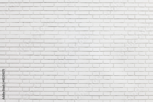 Papiers peints Brick wall white brick wall