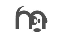 Concept Logo Dog