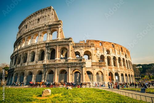 Coliseum in Rome - 45323698