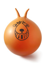 Space Hopper, Orange