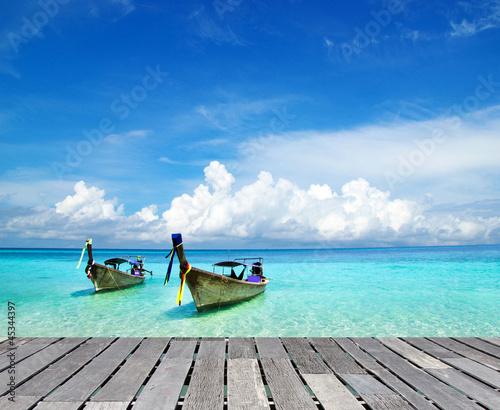 Foto-Rollo - tropical sea (von Pakhnyushchyy)