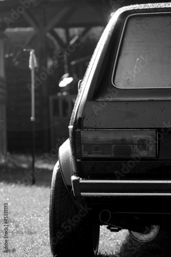 Photo  VW Golf 1