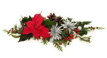 Winter Floral Decoration