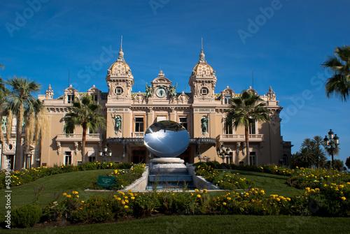 Deurstickers Buenos Aires casino monte carlo
