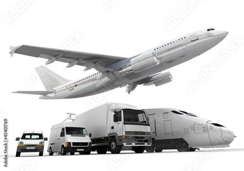 Fotografía  Transport cargo