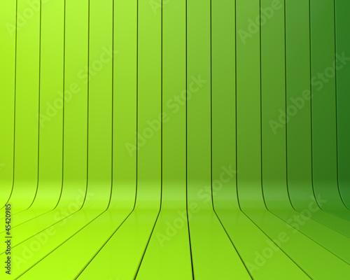 green background © GaLeon