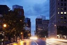 Denver - Evening Traffic