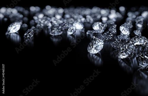 Diamonds background #45465307