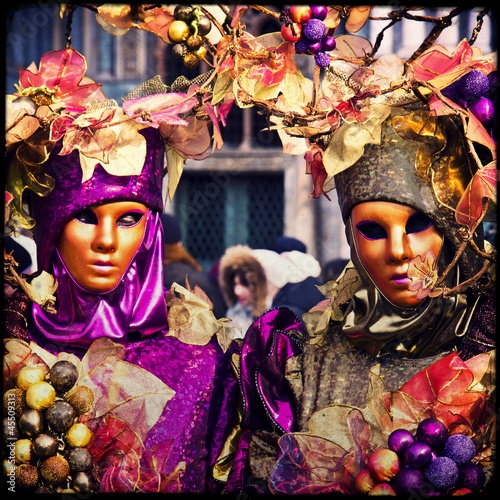 Masks - Carnival of Venice