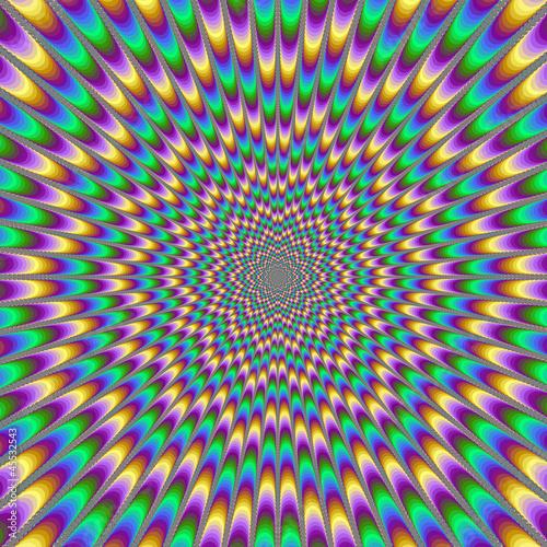 Poster Psychedelique Eye Bender