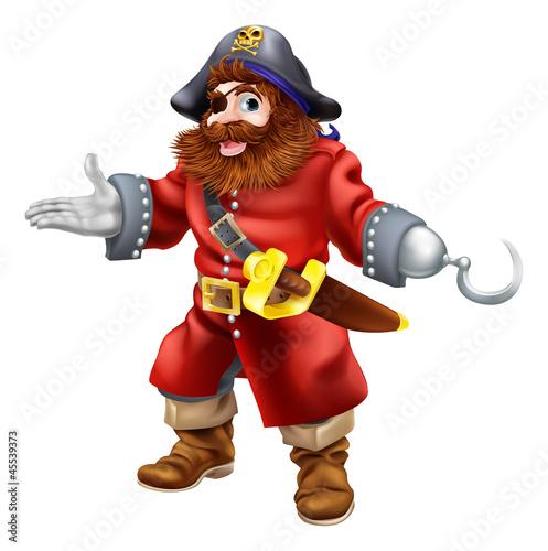 Photo Stands Pirates Pirate illustration
