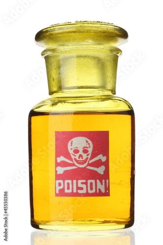 Fotografía  poison bottle