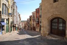 Calle De Balborraz En Zamora