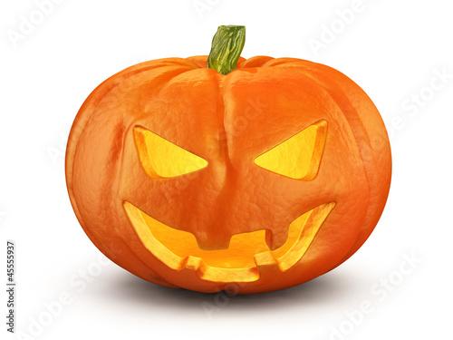 Fotografija  Halloween pumpkin