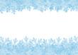 canvas print picture - Eiskristalle, Vorlage, Hintergrund, Winter, Eis, Kristalle, kalt