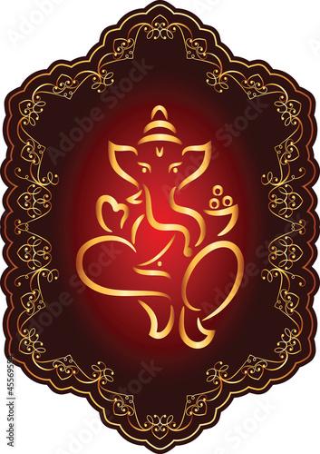 Photo  Ganesha Design