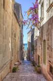 Street of Korcula, Korcula Island, Croatia