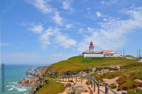 Foto auf AluDibond Cabo da Roca , Portugal.