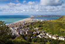 View Over Weymouth, Portland A...