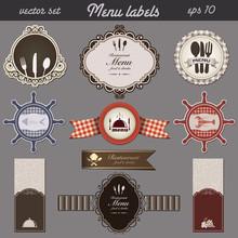 Menu Labels