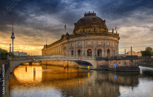 Canvas Prints Berlin Berlin Bode-Museum