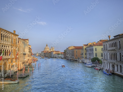 Cadres-photo bureau Venise typical canal in venice, italy