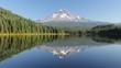 Trillium Lake with Mount Hood in Oregon