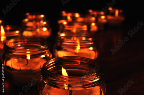 Candles for All Souls Day © itsmejust