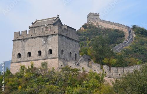 Великая китайская стена, участок Мутяньюй.