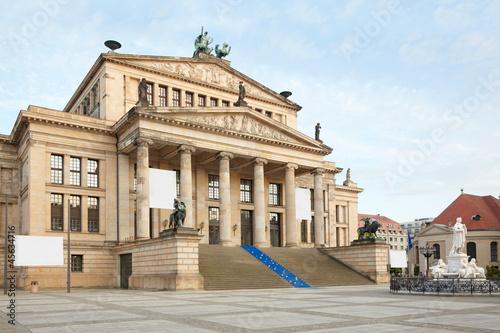 Keuken foto achterwand Berlijn Concert hall in Gendarmenmarkt, Berlin