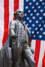 Statue De George Washington, D...