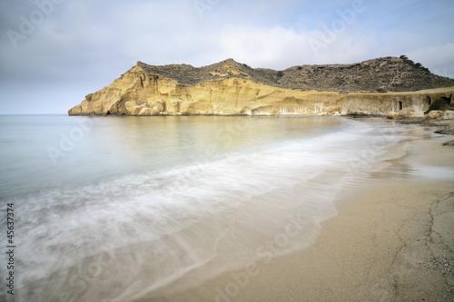 Cala de Los Cocedores en Almería