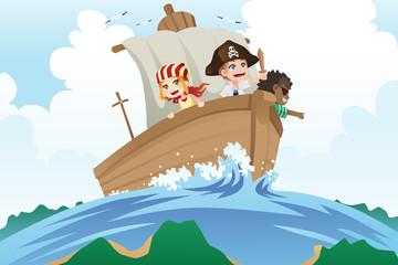 Djeca pirati