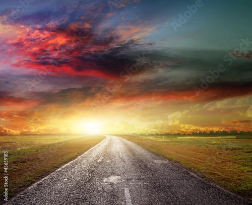 Fotografia  Open Road