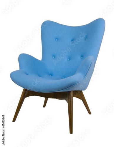 Fotografía  Scandinavian armchair